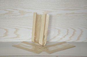 12 x 4 x 25 cm PUNGA SANDWICH CU FEREASTRA